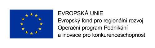 EVROPSKÁ UNIE - Evropský fond pro regionální rozvoj - Operační program Podnikání a inovace pro konkurenceschopnost