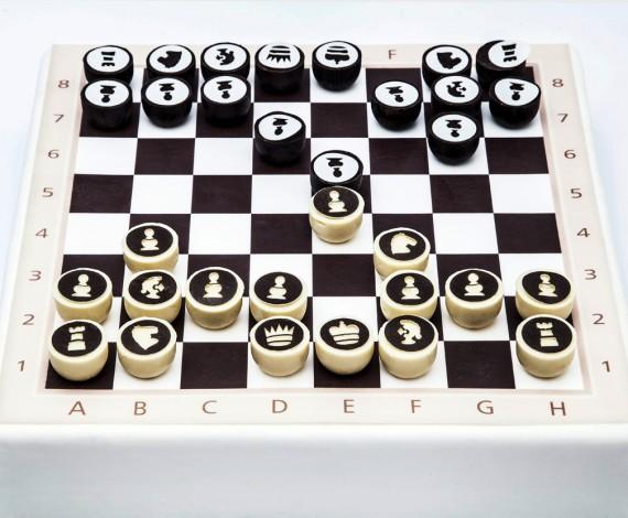 Jedlé šachy