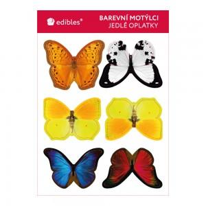 Barevní motýlci