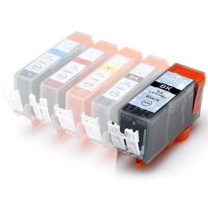Plněná kazeta - CANON (PGI-550 + CLI-551) - černá, velká