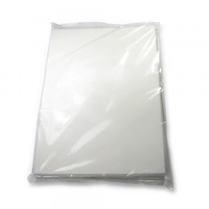 Jedlý papír bílý, 0,65 mm - A4, 25 archů
